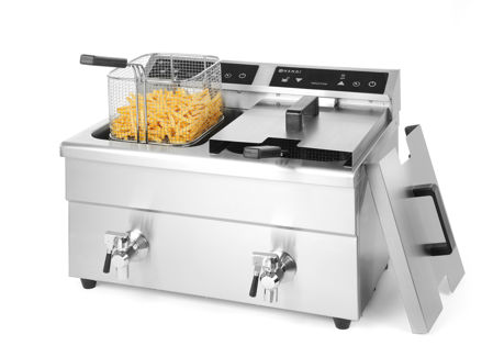 Picture for category Induction fryers